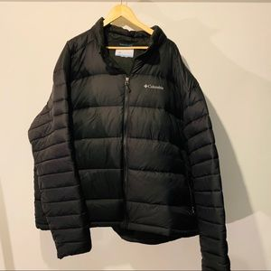 Columbia Men's Insulated Puffer Jacket, 4XL